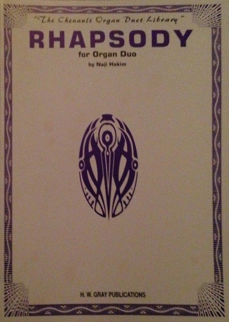 The Chenault Organ Duet Library Collection Volume 4