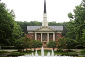 CONCERT - Greenville, SC - Furman University, Daniel Chapel