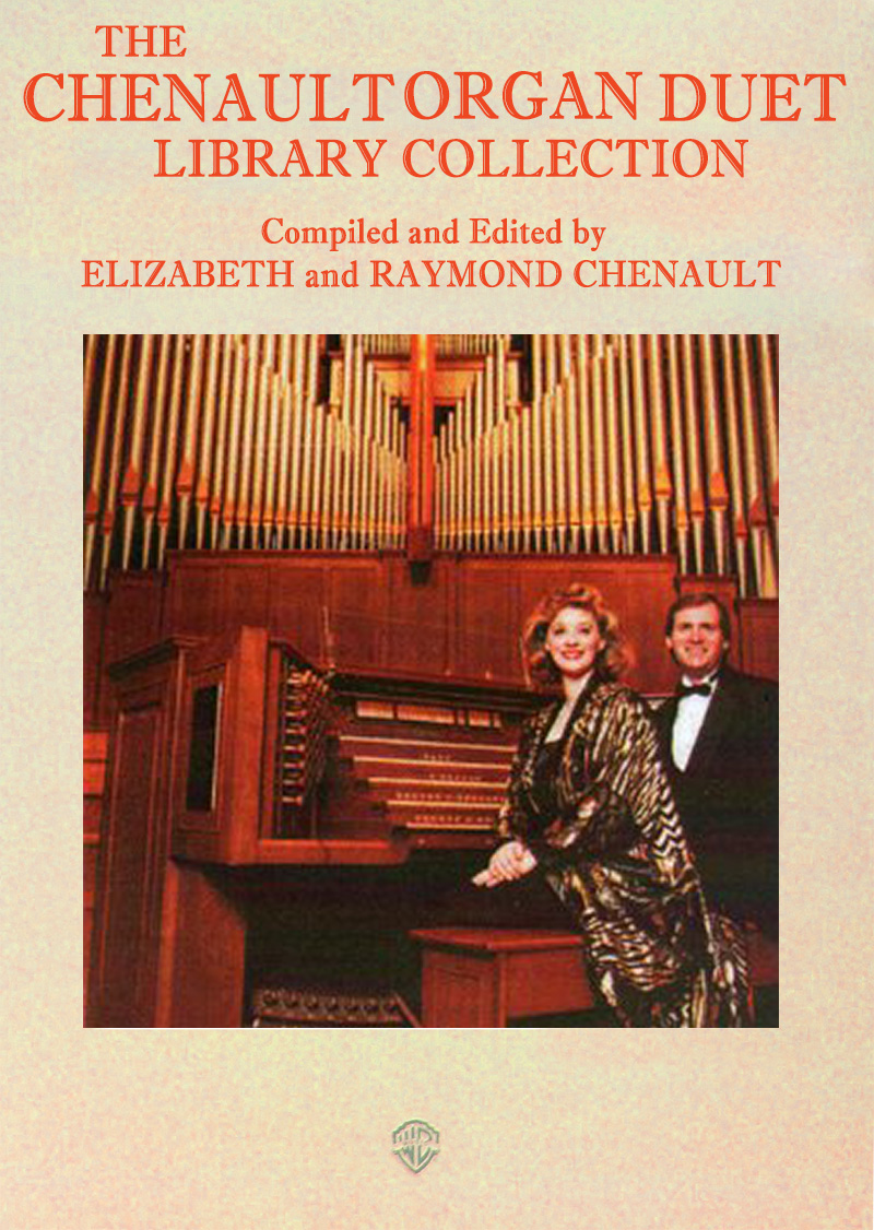 Chenault Organ Duet Library Collection Volume 1